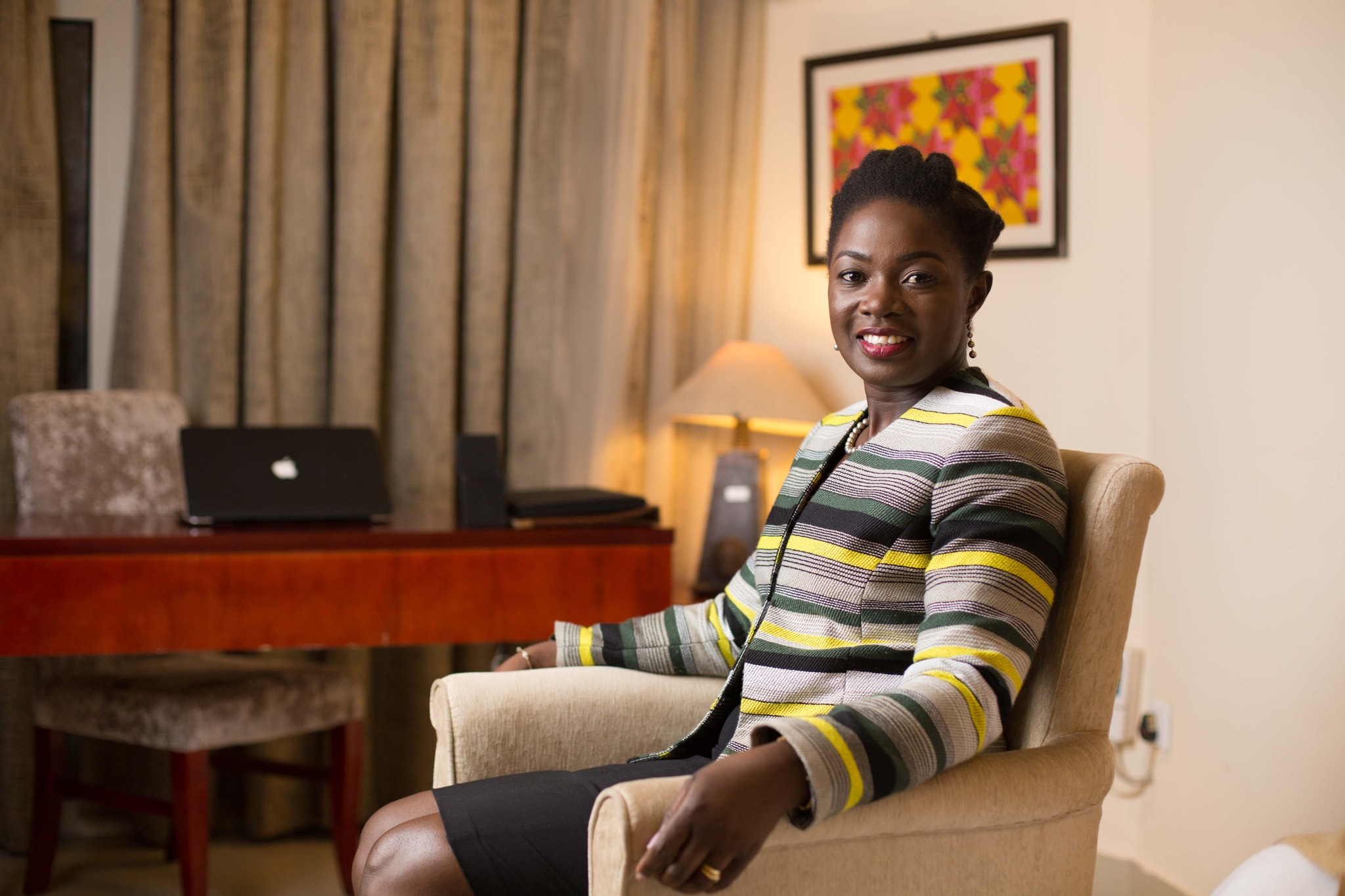 """""""Business is a force for good"""": Business Leadership Interview With Joy Fm (Audio)"""